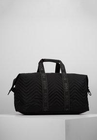 BOSS - PIXEL HOLDALL - Weekend bag - black - 2