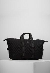BOSS - PIXEL HOLDALL - Weekend bag - black - 5