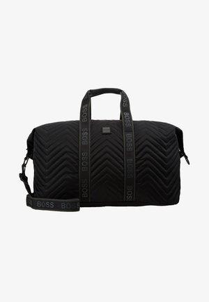 PIXEL HOLDALL - Weekend bag - black