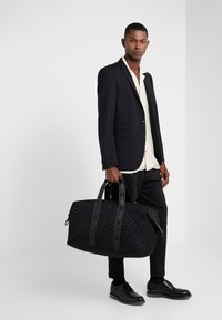 BOSS - PIXEL HOLDALL - Weekend bag - black - 1
