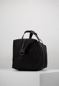 BOSS - PIXEL HOLDALL - Weekend bag - black - 3