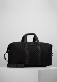 BOSS - PIXEL HOLDALL - Weekend bag - black - 0