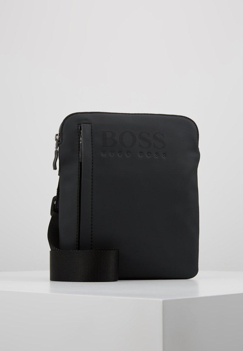BOSS - HYPER - Axelremsväska - black