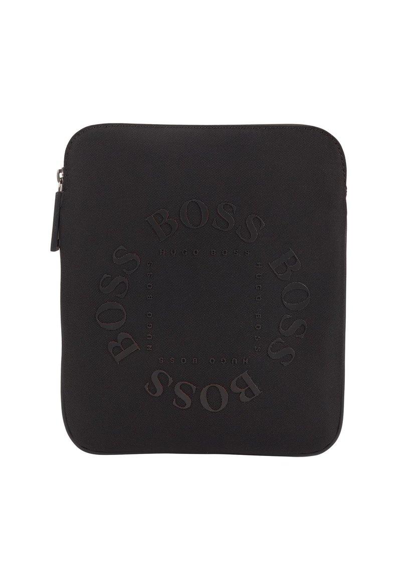 BOSS - PIXEL RL_S ZIP ENV - Sac bandoulière - black