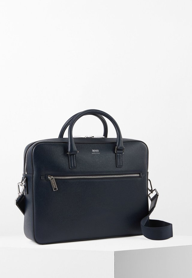 SIGNATURE_S DOC LAPT - Briefcase - dark blue