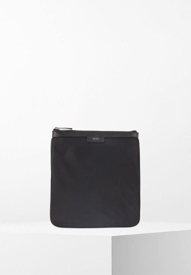 MERIDIAN_SINGLE ZIP - Sac bandoulière - black
