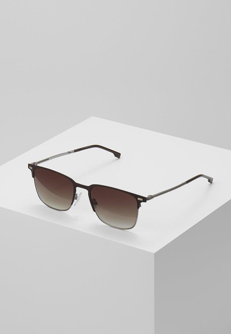 BOSS - Sunglasses - matt brown