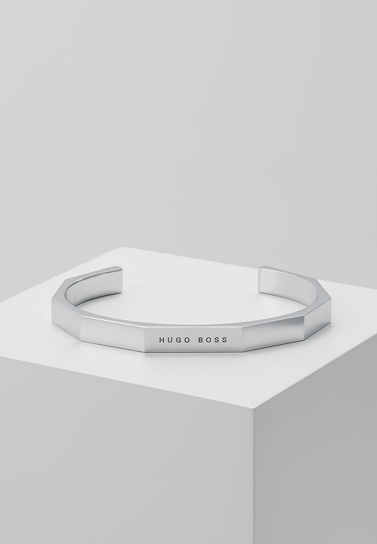 BOSS - BRANT - Armband - silver-coloured