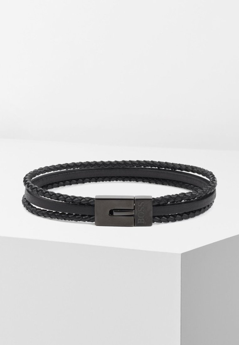 BOSS - BAYLOR - Armband - black