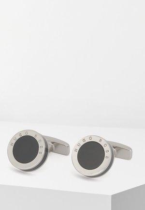 MICHAEL - Manschettenknopf - grey