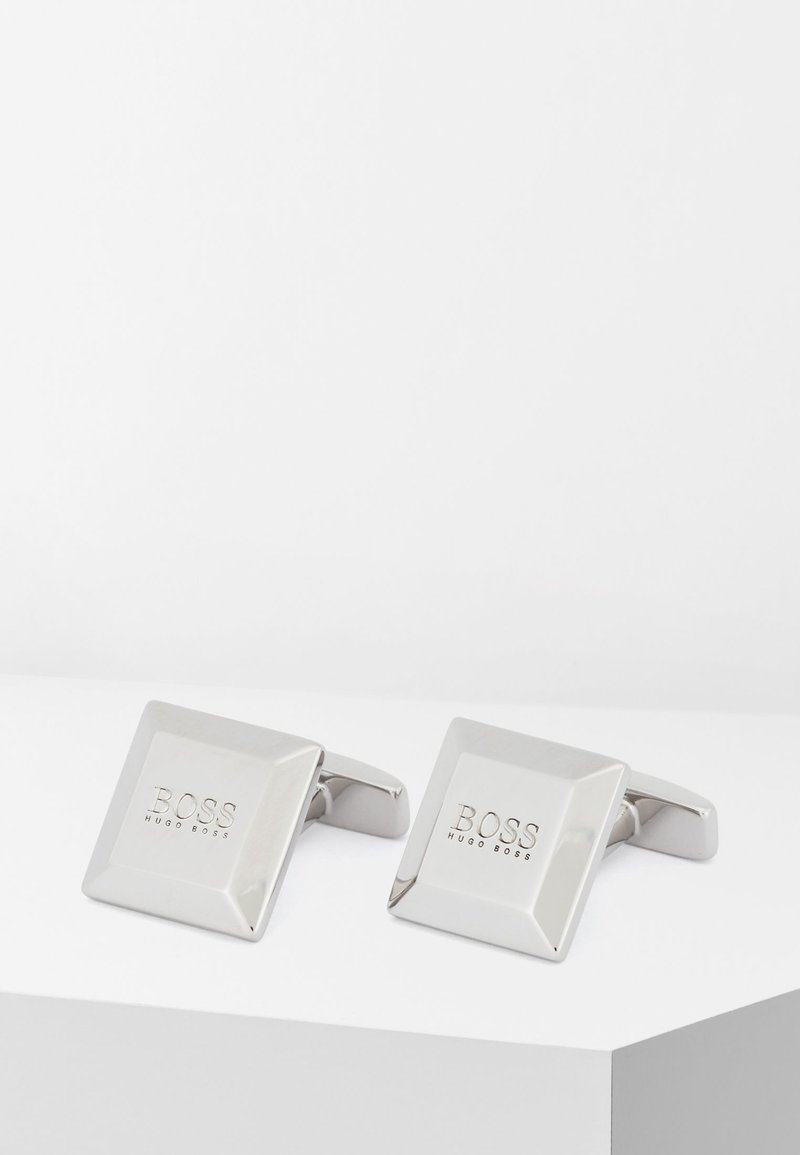 BOSS - NEL - Manchetknapper - silver