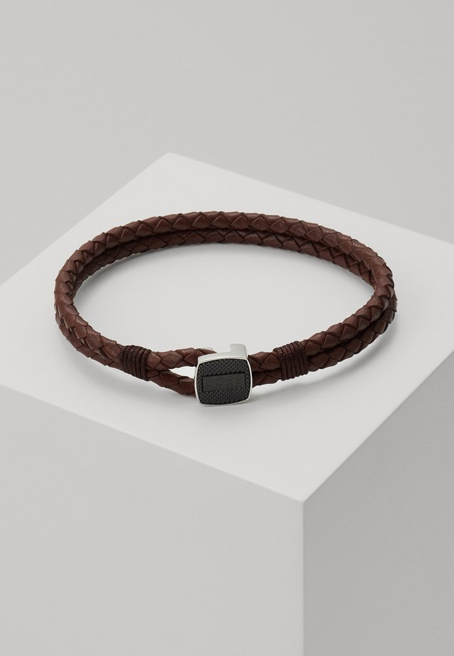 SEAL - Armbånd - dark brown