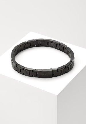 METAL LINK ESSENTIALS - Bracciale - black