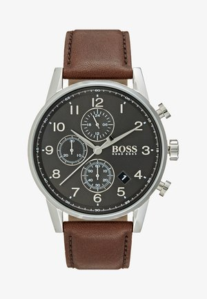 Chronograph watch - grau