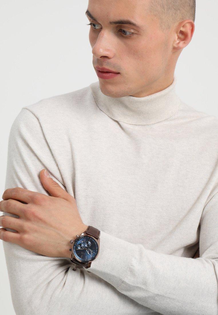 BOSS - GRAND PRIX - Montre à aiguilles - blau