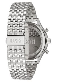 BOSS - Hodinky se stopkami - silver-coloured/black - 2