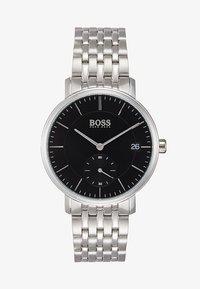 BOSS - CORPORAL - Montre - silver-coloured/black - 1