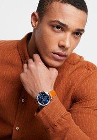 BOSS - SPIRIT - Chronograph watch - brown - 0