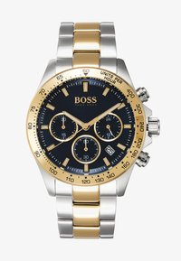 BOSS - Chronograph watch - silver-coloured/gold-coloured - 1