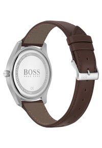 BOSS - Klocka - brown - 1