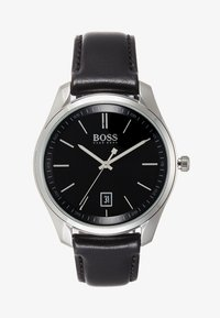 BOSS - CIRCUIT GIFT SET - Watch - black/silver-coloured - 0