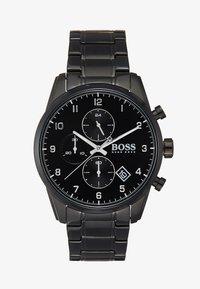 BOSS - SKYMASTER - Montre à aiguilles - black - 0