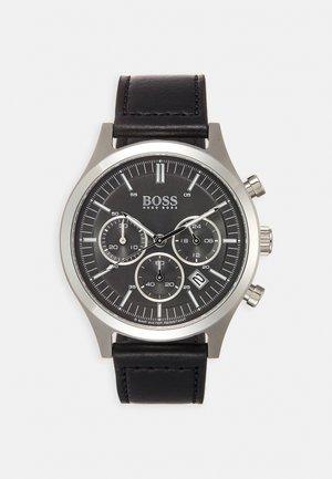 METRONOME - Chronograph watch - schwarz