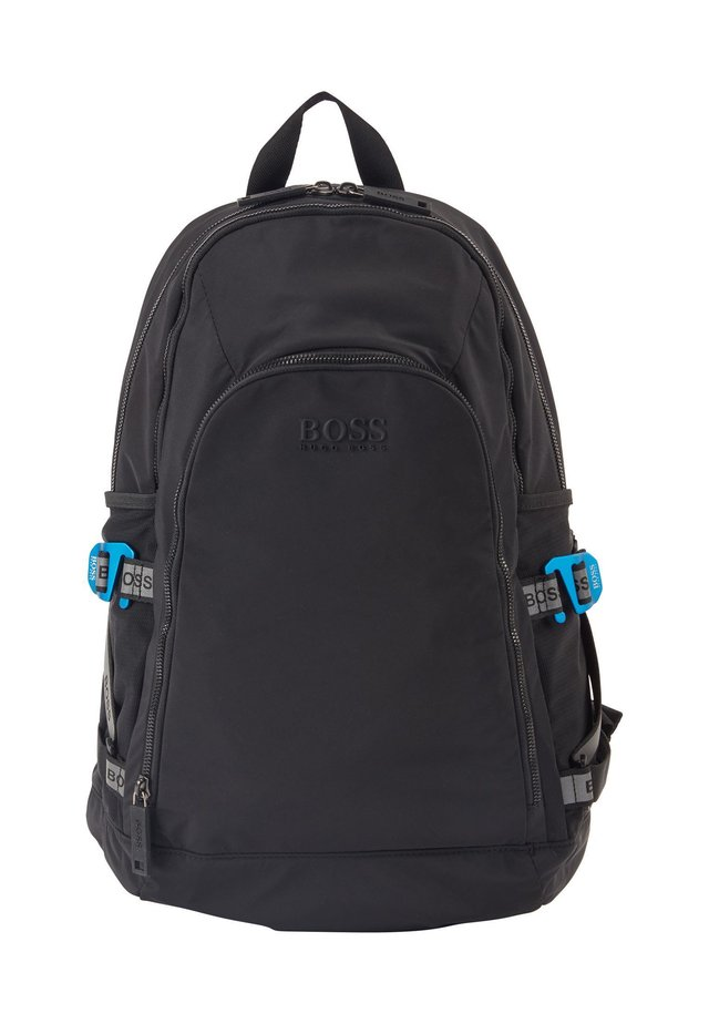 KRONE_BACKPACK - Rucksack - black