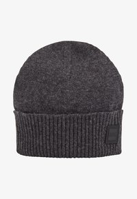 BOSS - KOTAPRAN - Beanie - dark grey - 0