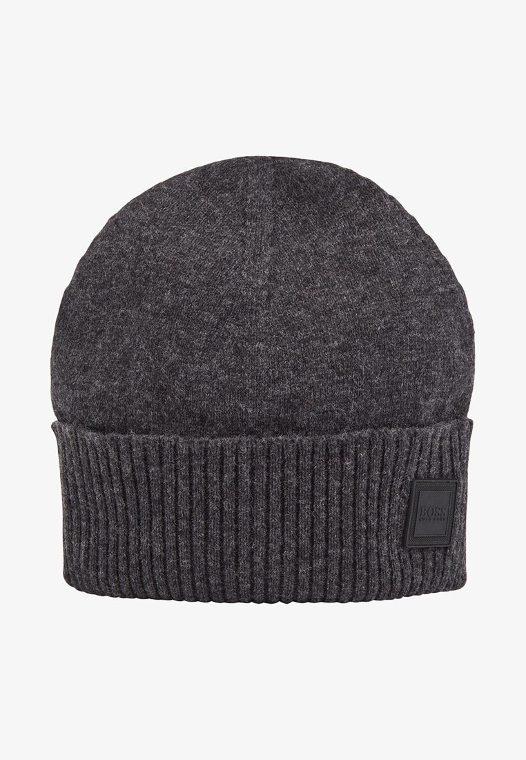 BOSS - KOTAPRAN - Beanie - dark grey