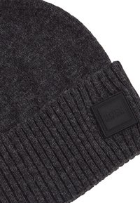 BOSS - KOTAPRAN - Beanie - dark grey - 1