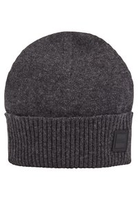 BOSS - KOTAPRAN - Beanie - dark grey - 2