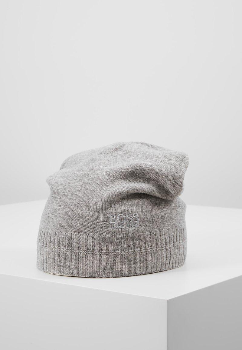 BOSS - BEANIE BASIC - Czapka - light/pastel grey