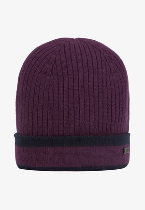 BRUNATI - Beanie - dark purple