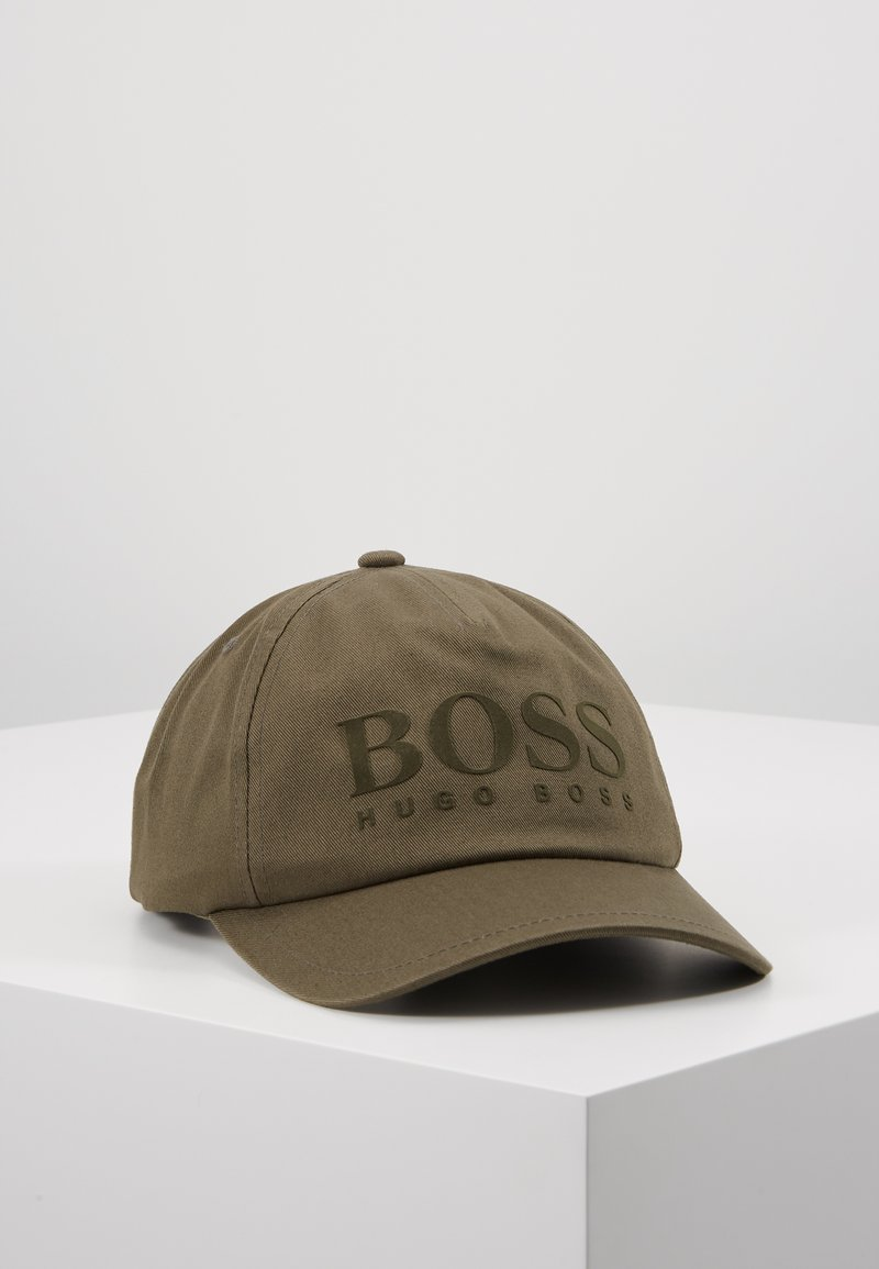 BOSS - FRITZ - Kšiltovka - dark green