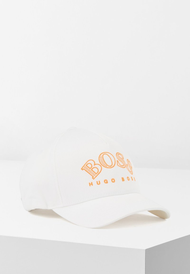 BOSS - CURVED - Caps - white