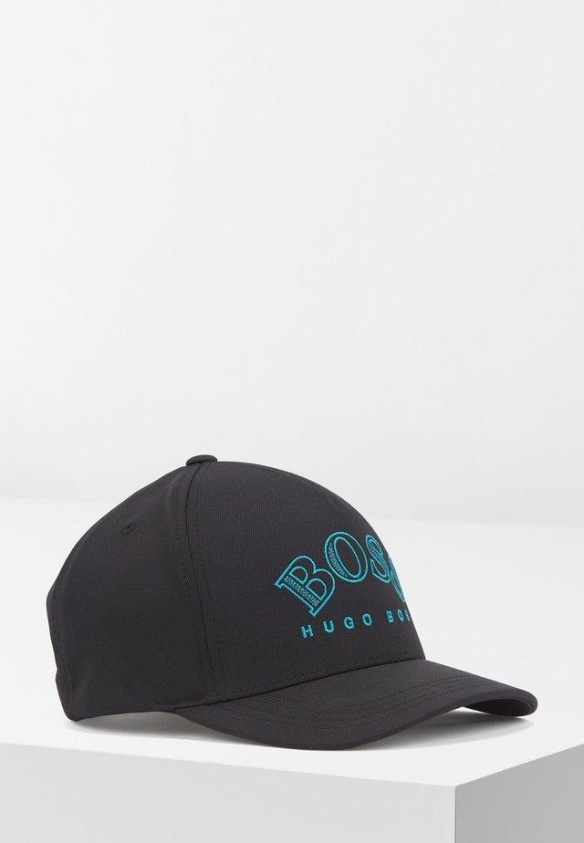CURVED - Cap - black