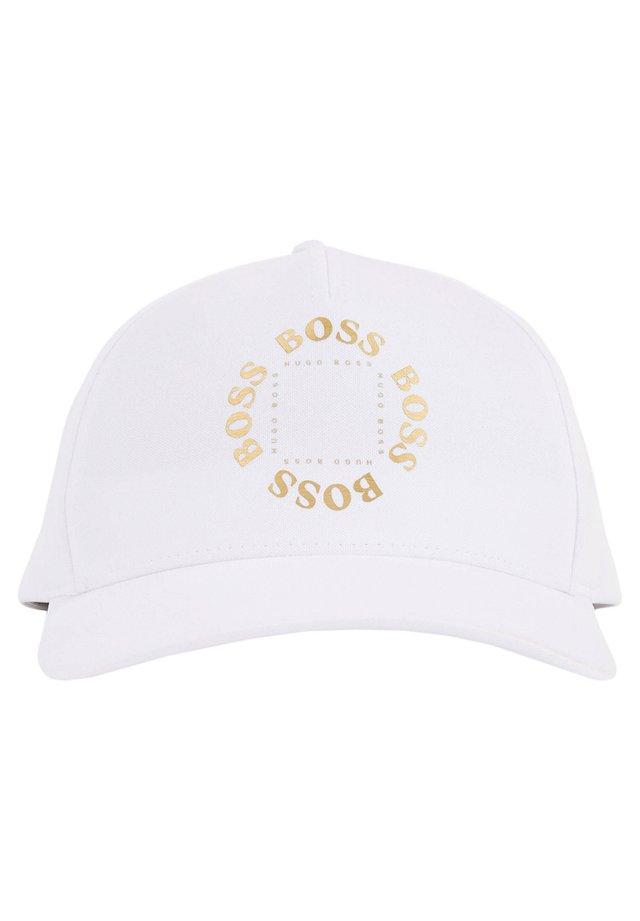 CAP-CIRCLE - Cap - weiss (10)