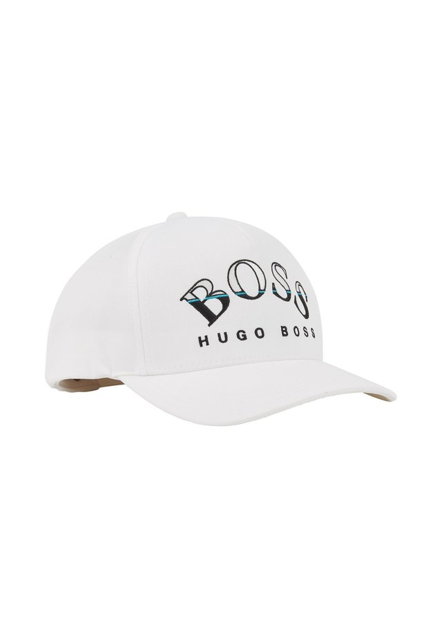 CURVED - Cap - white