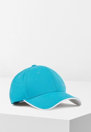 Cap - open blue