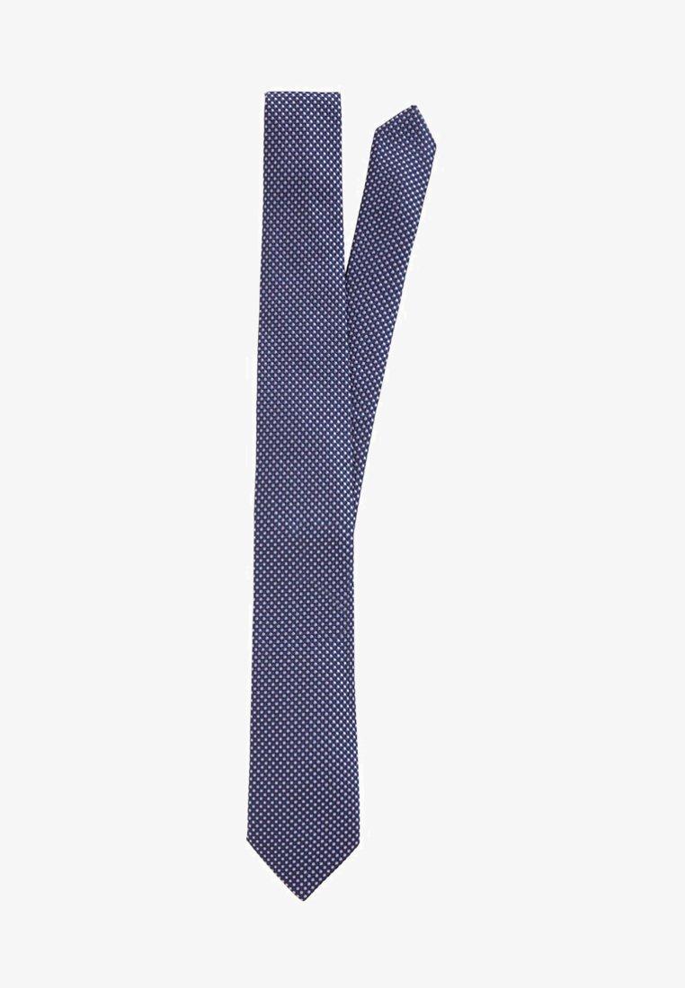 BOSS - TIE  - Tie - dark blue