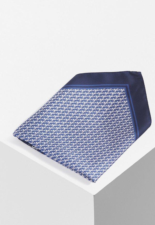 Einstecktuch - blue