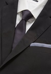 BOSS - Lommetørklæde - light blue - 2