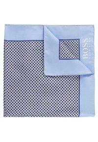 BOSS - Lommetørklæde - light blue - 3