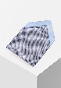 BOSS - Lommetørklæde - light blue - 0