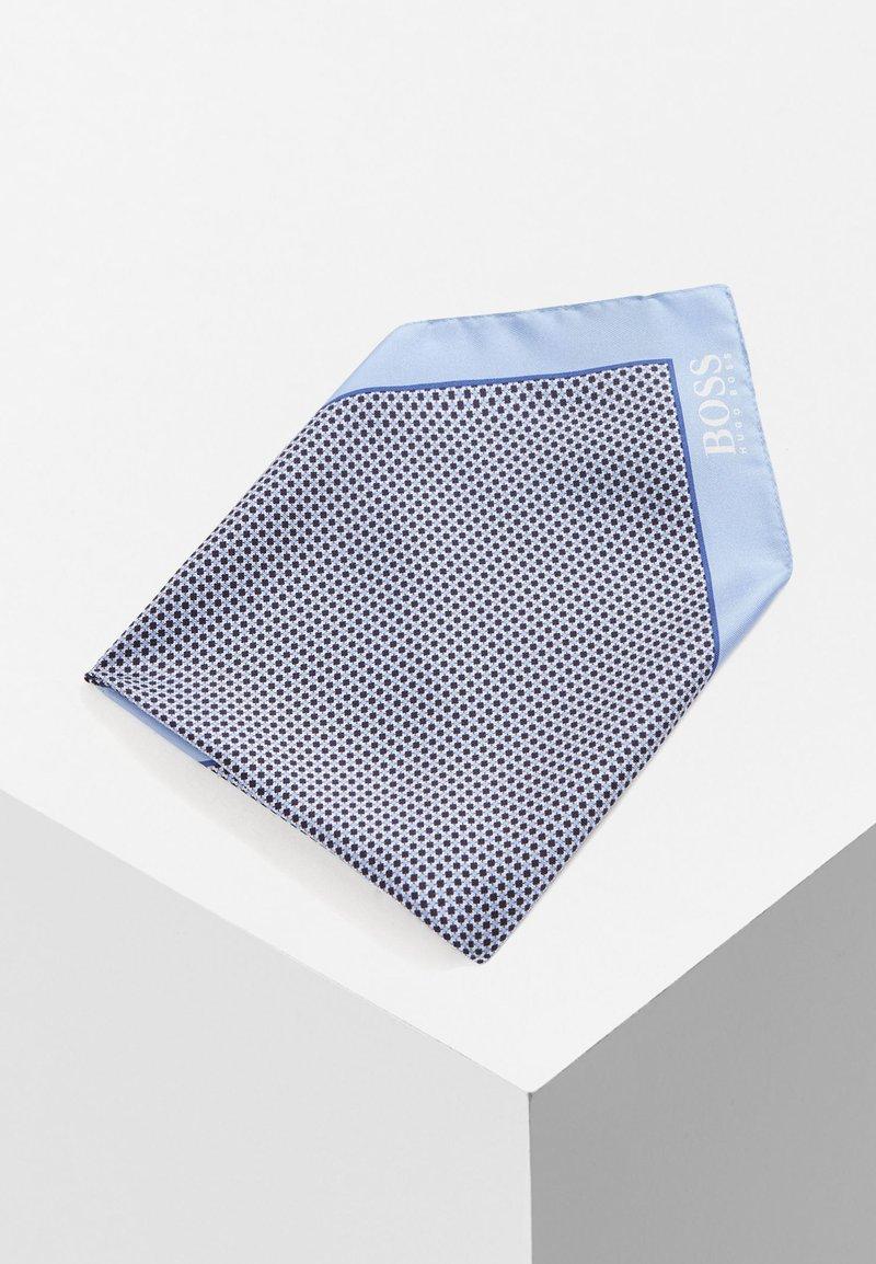 BOSS - Lommetørklæde - light blue