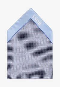 BOSS - Lommetørklæde - light blue - 1