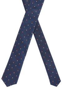 BOSS - TRAVELLER - Tie - dark blue - 3