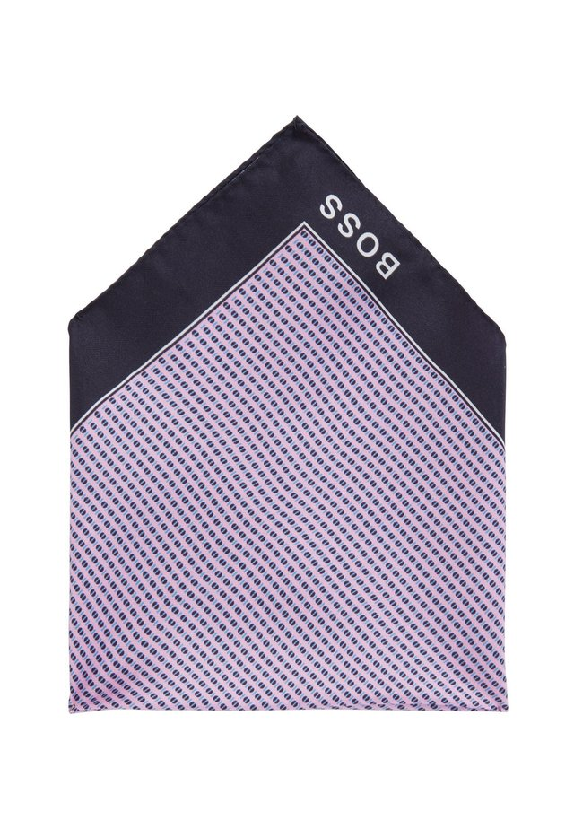 P.SQ. CM33X33 ROLLED - Mouchoir de poche - light purple