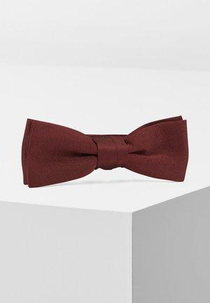 BOW TIE FASHION - Bow tie - dark red